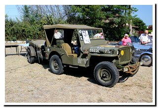 Militaire jeep 000